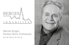 Banner - Berges Immobilien